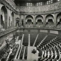 Camera, i cento anni della nuova Aula. Domani le celebrazioni per l'anniversario. E una...