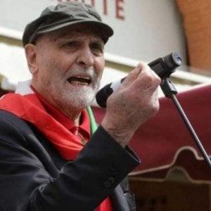 Treviso, morto il comandate partigiano Eros