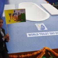 """World Toilet Day: l'importanza dei servizi igienici. """"Nel mondo 2 miliardi di persone..."""