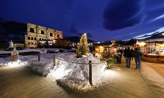 Christmas, time for markets. From Trentino to Sweden, ideas for all tastes