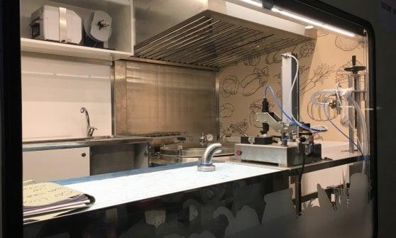 Dal lampredotto ai barattoli, lo Street Lab Farm porta per strada la cucina toscana