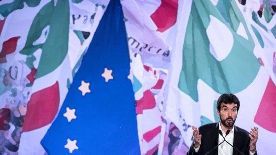"""Pd , la proposta di Fedeli: """"Se nessuno prende il 51% eleggiamo segretario chi ha più voti"""""""