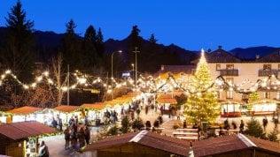 Dolomiti, Svizzera o Baltico,Natale comincia con i mercatini
