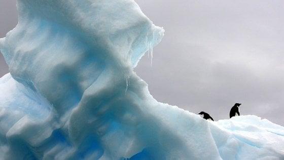 Antartide: così lo scioglimento dei ghiacci raffredda l'atmosfera