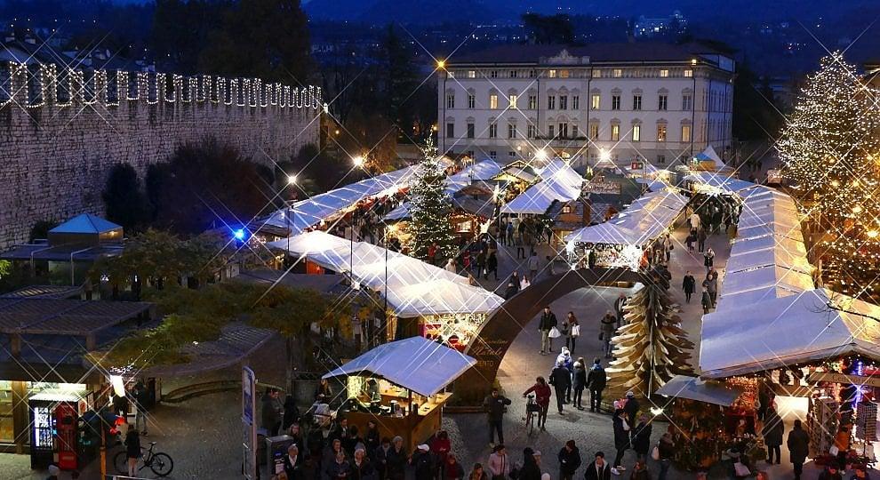 Natale, tra   Alto Adige   e Svezia, via ai mercatini -   foto