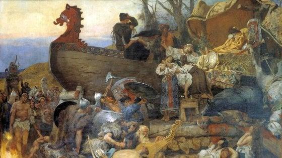 Il segreto delle navi vichinghe? Una buona dose di catrame
