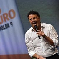 """Allarme spread, Renzi attacca: """"Bruciati 300 miliardi per linea suicida Di Maio-Salvini"""""""