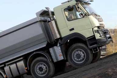 La Commissione europea contro l'inquinamento dei veicoli pesanti