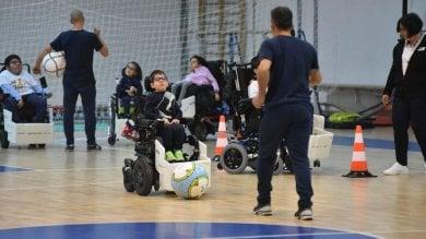 Powerchair football, il calcio è realtà  le prime squadre italiane: pioniere il Sud