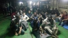I migranti della Nivin bloccati nel porto di Misurata