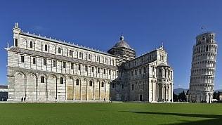 La Torre di Pisa pende sempre di meno: recuperati 4 centimetri