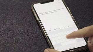 Il semplice 'trucco' dell'iPhoneche ha impressionato i social