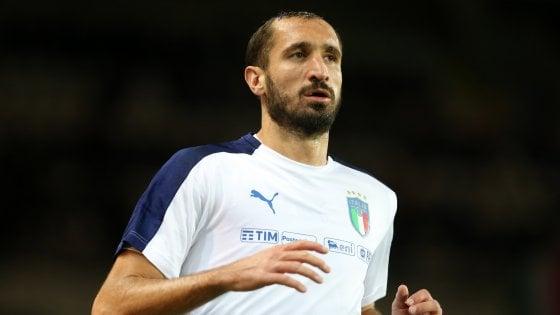Juventus, Chiellini è rientrato. Lavoro atletico per Emre Can