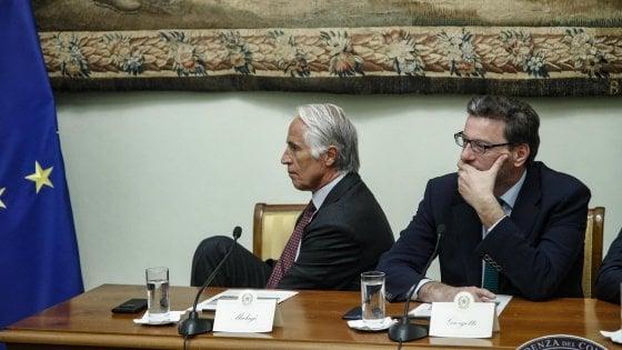 """""""Coni? Sono tutti del Circolo Aniene"""". Giorgetti contro Malagò: """"Basta anomalie"""""""