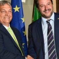 """A Roma il portavoce di Orbán: """"Nella Ue le regole si rispettano, l'Ungheria le rispetta tutte"""""""