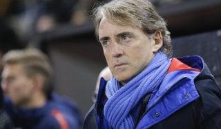 """Nazionale, Mancini: """"Ora la gare di qualificazione vinciamole tutte"""""""