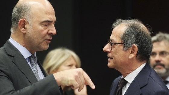 Manovra, arriva la bocciatura dell'Europa: aperta la strada alla procedura per deficit