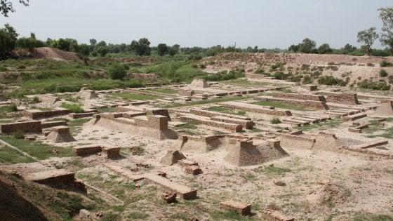 Harappa, un'antica civiltà spazzata via dai cambiamenti climatici