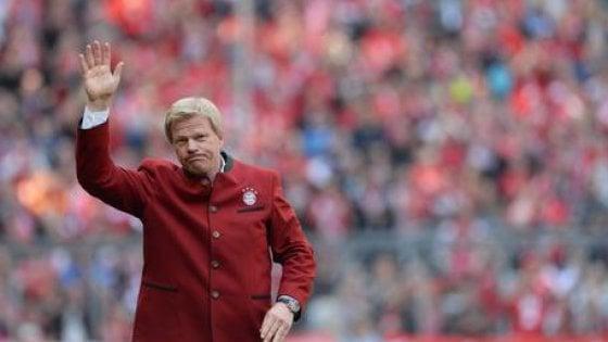 Bayern Monaco: Kahn è il principale candidato alla presidenza. E in Bundes stop ai posticipi di lunedì