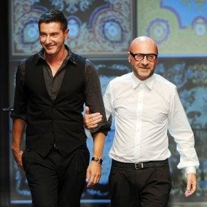 77697857ca Dolce & Gabbana scompare dall'e-commerce cinese - Repubblica.it