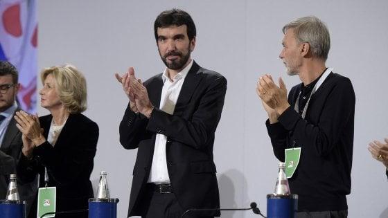 """Congresso Pd, Martina presenta la candidatura: """"L'io ci ha fatto male, il noi è il futuro"""". Ipotesi ticket con Richetti"""