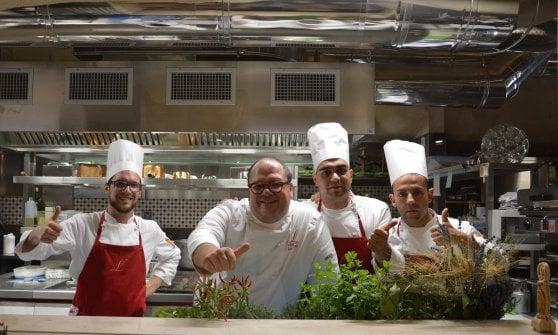 Nel centro di Matera batte il cuore gourmet di Vitantonio Lombardo