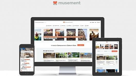 Musement, tour ed esperienze di viaggio si prenotano su Google