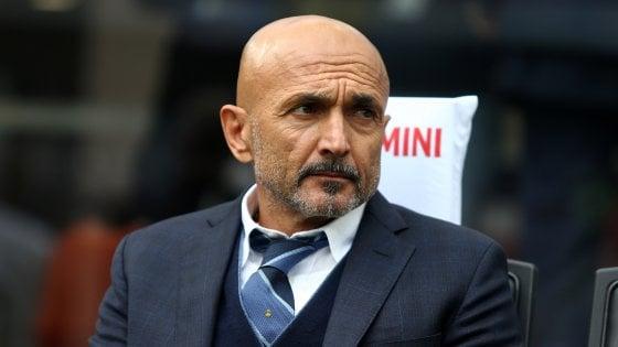"""Inter, Spalletti: """"Nainggolan è recuperato. E Marotta è un trequartista"""""""