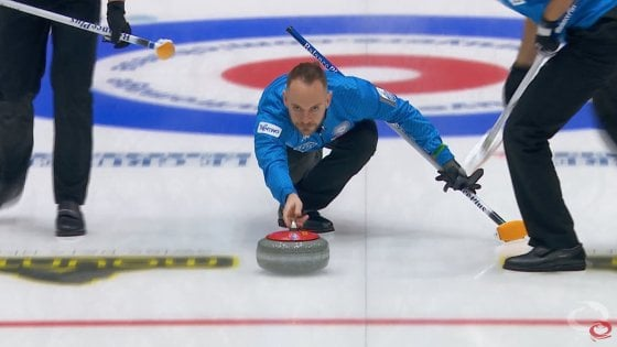 Curling, impresa Italia: bronzo europeo dopo 39 anni