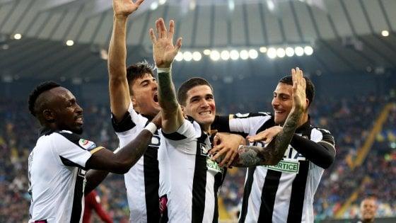 Udinese-Roma 1-0, De Paul rende vincente il debutto di Nicola