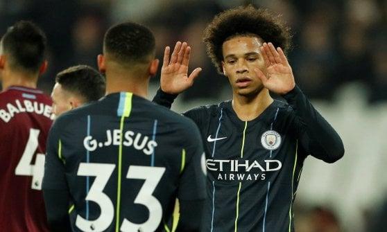 Premier League: subito una vittoria per Ranieri, goleade di City e Liverpool