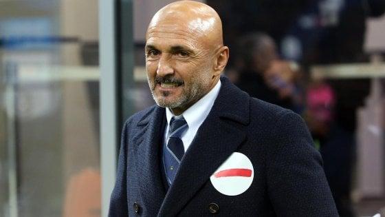 Inter, Spalletti: ''Bella reazione, ma possiamo crescere ancora''