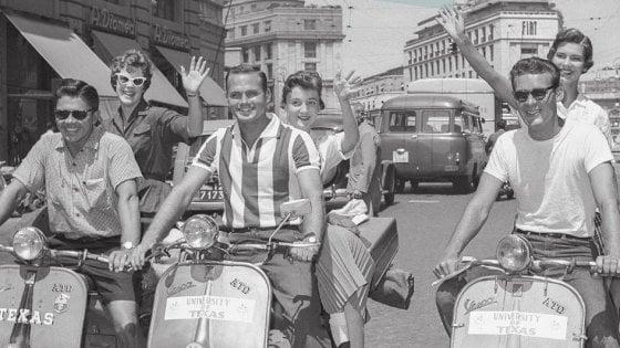'Bulli e pupe' l'Italia dei Cinquanta tra cinema, parole e boogie