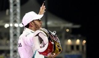 F1, Abu Dhabi: Hamilton chiude in bellezza. Vettel è secondo, festa per Alonso