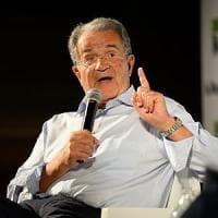 Congresso Pd, Prodi:
