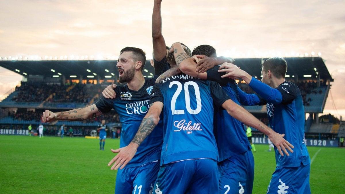 Empoli-Atalanta 3-2: La Gumina e Silvestre ribaltano i nerazzurri