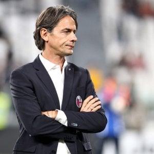 """Bologna, Inzaghi: """"Grande cuore, ma che fatica"""""""