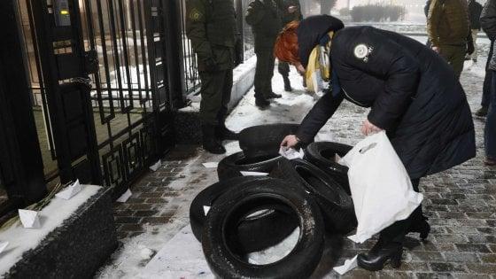 Russia-Ucraina, tensione altissima dopo una