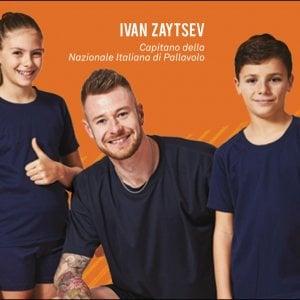 Vaccini, Zaytsev testimonial senza troppa pubblicità
