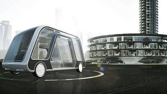 La stanza d'albergo ti segue in viaggio: ecco l'Autonomous Travel Suite
