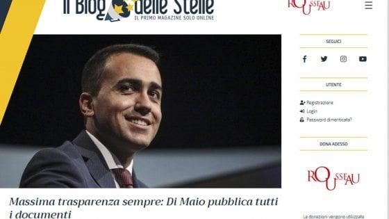 """Di Maio: """"Circolano menzogne, i fatti denunciati quando non ero socio"""". Pd: """"Chiediamo trasparenza"""""""