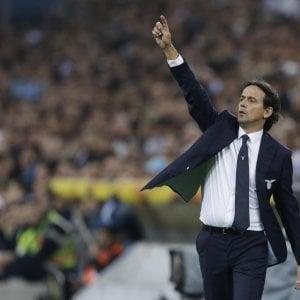 """Lazio, Inzaghi non si accontenta: """"Vogliamo il primo posto nel girone"""""""