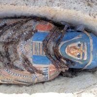 Egitto, ritrovate otto mummie di 2500 anni.