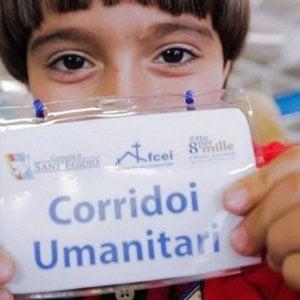 Corridoi umanitari, modello vincente: altri 70 rifugiati siriani accolti da Sant'Egidio e Chiese protestanti