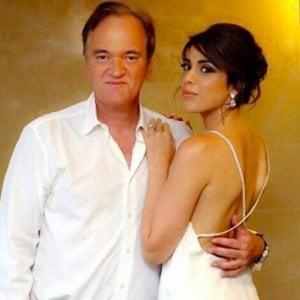 Quentin Tarantino all'altare: la sposa è la cantante israeliana Daniella Pick