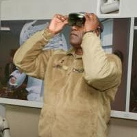 Realtà aumentata per l'esercito: i soldati Usa indosseranno occhiali Microsoft
