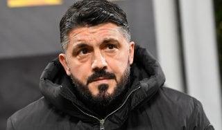 "Milan, Gattuso: ""Ho visto una bella reazione"""