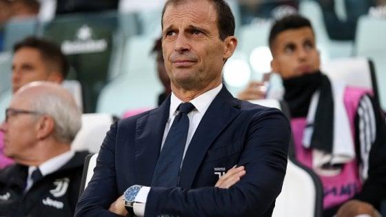 "Juventus, Allegri: ""Fiorentina agguerrita, per loro la gara della vita"""