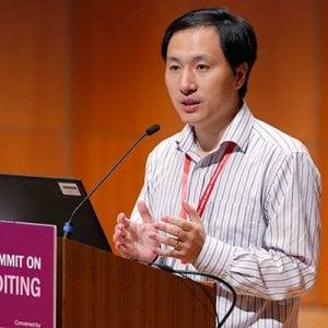 "Cina, il governo cinese ordina lo stop all'""editing genetico"""