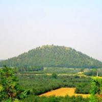 Le piramidi dell'antica Cina? Orientate verso la futura stella Polare